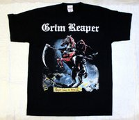 GRIM REAPER SEE YOU IN HELL 1983 HEAVY METAL BAND NWBHM NEW ...