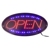 LED неоновый свет знак горячая распродажа супер яркие индивидуальные из светодиодов свет знак из светодиодов открытый знак рекламный щит полу-открытый бесплатная доставка