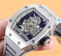 Best Version 27- 02 Tourbillon Rafael Nadal Titanium Steel Ca...