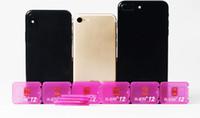 Carte de déverrouillage d'origine Rsim R SIM RSIM12 12 pour tous les iPhone IOS 11.2 Déverrouillage automatique 4G LTE US JP 4G CDMA GSM WCDMA SB AU SPRINT débloqué iOS