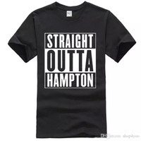 Straight Outta Hampton Virginia T Shirt Compton Parody Movie...