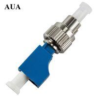 LC / UPC femelle à FC / UPC mâle LC-FC SM 9/125 adaptateur hybride adaptateur optique convertisseur à fibre optique FC LC