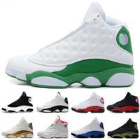 Sıcak Yeni 13 13s erkek basketbol ayakkabıları Hiper Kraliyet Playoff He Got Game spor ayakkabıları kadın spor eğitmenleri erkekler 1s 1 11 koşu ayakkabıları Bred
