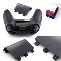 Batterij Back Cover Shell Dekdeur Guard Style Cabinet voor Xbox One Wireless Controller Vervanging onderdeel DHL FEDEX EMS GRATIS schip