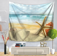 16 Style Summer Beach Printing Tapestry Multifunction Beach ...