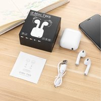 I8mini TWS bluetooth headset invisible stereo super light ea...