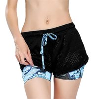 Wholesale- OUTAD S- L 6 Colors Women Fitness Sports Short for ...
