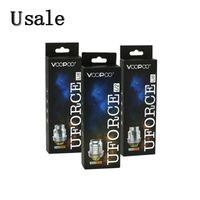 VooPoo UFORCE Coils P2 U2 U4 U6 U8 N1 N2 N3 Coil Head For Drag 2 Drag Mini Kit Uforce T2 Tank 100% Original