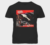 April Wine Album Cover Harder Faster Mens T Shirts 2018 Fash...