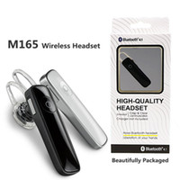 M165 Wireless Stereo Bluetooth Headset Earphone mini wireles...