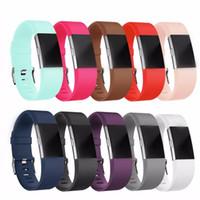 Uhrenarmband für Fitbit Charge 2-Band Silikon-Sportarmbandgürtelersatz-Armband Für Fitbit Charge2-Herzfrequenzuhr