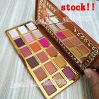 Hot Free Ship TF Marchi Gingerbread Spice Eye Shadow Palette 18 Colori Trucco Dolce Peach Eyeshadow Pallete Chocolate Shimmer Eyeshadows