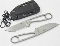 coltello al collo formica 12992 Izula ESEE lame del regalo attrezzi di campeggio di sopravvivenza di caccia lama esterna coltelli natale coltello 1pc Adco
