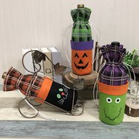 29*8CM Halloween Decorations Bottle Sets Creative Witch Pump...