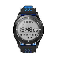 Neue Smart Watch F3 Armband IP68 wasserdicht Smart Watch Outdoor-Modus Fitness Tracker Erinnerung tragbare Geräte