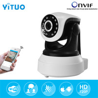 mini wifi CCTV IP Camera wi- fi hd 720P 1. 0mp Surveillance Se...