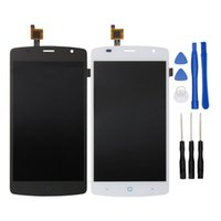 display ocolor For ZTE Blade L5 Plus LCD Display+ Touch + Fra...