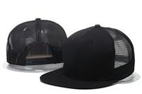 ГОРЯЧАЯ Новый пустой сетки бейсбольные кепки snapback хип-хоп хлопок Casquette кости Gorras шляпы для мужчин, женщин