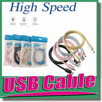 High Quality speed Phone Cable For X 5 6 7 8 Plus Micro USB ...