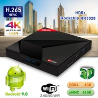 Hot Selling X88 MAX PLUS 4GB 64GB Android 9. 0 TV Box 2. 4G 5....