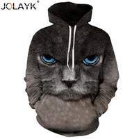JOLAYK Autumn Winter Tracksuit Hoody Tops Men Women 3d Sweat...