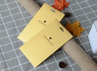 Carte de paquet S9 Boîte Huawei pour Sac d'écran du protecteur trempé OPP Verre iPhone X 7 8 Plus Samsugn Galaxy S8 Retail Gold Xffdm
