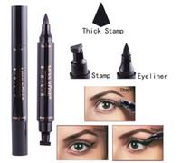 Matita per eyeliner liquido Miss Rose Eyeliner impermeabile Matita per occhi di colore nero Timbro Corea Cosmetici Regalo per ragazza