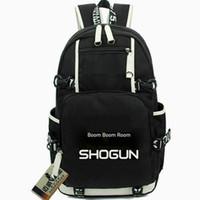 الفذ الظهر شوغون شعبية يوم حزمة أعلى dj حقيبة مدرسية الترفيه packsack الكمبيوتر حقيبة كمبيوتر الرياضة المدرسية في الهواء الطلق daypack