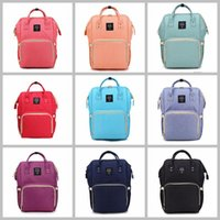 Diaper Backpacks Mommy Nappies Changing Bags Organizer Nursi...
