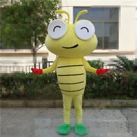 2018 Hot sale Cartoon Insect Mascot Costume Halloween Christ...