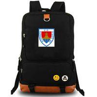 CD Numancia рюкзак Soria площадка дневной пакет Футбольный клуб школьная сумка Футбольный рюкзак Компьютерный рюкзак Спортивная школьная сумка Открытый рюкзак