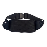 Solid Color Unisex Waist Pack Men Waterproof Fanny Pack Wome...