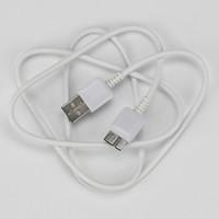 200pcs / lot بالجملة جودة عالية للحصول على سامسونج غالاكسي ملاحظة 3 USB كيبل USB 2.0 مايكرو بيانات B الكابل لسامسونج غالاكسي ملاحظة 3 S5