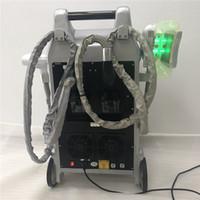 Newangie Cool plus doppelte chine Behandlung cryolipolysis Vakuum mit 4 Griffen / tragbarer cryolipolysis Maschine mit 4 Griffen