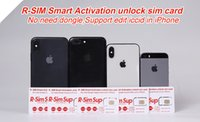 Newest R- SIM Smart Activation unlock rsim card for iPhone xm...