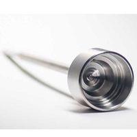 Отличное качество GR2 Титана ногтей карбюратор крышка сустава 18,8 мм для универсальный стеклянный Бонг курить водопровод стекло бонги буровые вышки