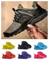 2018 TOP PRESTO 5 ULTRA BR QS Respirez Noir Jaune Jaune Rouge Hommes Chaussures Sneakers Femmes Running Chaussures Chaussures Hommes Sports Sport