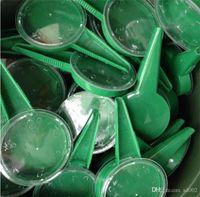 정원 식물 해바라기 휴대용 작은 크기 플라스틱 꽃 식물 잔디 화분 종자 초보 원 예 도구 경제 1 25dh CB