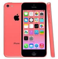 Оригинал 100% Восстановленное Apple, iPhone 5C открыл мобильный телефон IOS8 4,0-дюймовый IPS 8GB / 16GB / 32GB