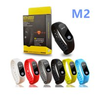 M2 Bluetooth Smart Watch Heart Rate Monitor Waterproof Activ...