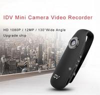 كاميرا مصغرة القلم IDV007 1080P الحركة Detecion مايكرو السرية كامارا DV DVR فيديو تسجيل صوتي كاميرا صغيرة
