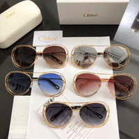2018 luxury brand Sunglasses New Retro Full Frame Glasses Fa...