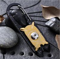 20 en 1 Extérieur Portable Multifonctionnel EDC Outil Camping Tournevis Clé Compact Porte-clés Lame Fichier Fil Stripper Règle 40 pcs