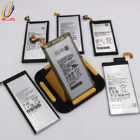 Pil Samsung Galaxy Için s6 s7 S8 S8 + S6Edge S7Edge E7 S8Plus Note5 Dahili Yedek batterie Akku