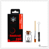 LTQ Mini Staggered Clapton Coil Vape Accessory Pre- heating W...