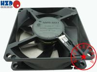 Nuevo ventilador de enfriamiento del inversor original NMB FBA08A24H 8025 8cm 24V 0.15A