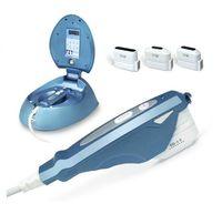 2018 Casa 3 Cabeças HIFU Ultra-sônica RF Facial Care Machine Anti-rugas equipamentos de beleza HIFU Ultra-Som Focada de Alta Intensidade Portátil