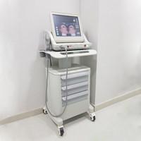 의료 학년 HIFU 고강도 집중 Hifu 얼굴 리프트 바디 3 카트리지 또는 5 바디 바디에 대 한 카트리지와 슬리밍 기계