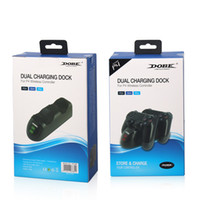 Dobe Charging Dock For PS4 Wireless Controller Docking Stati...