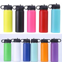 304 Stainless Steel Vacuum Water Bottle Insulated Bottles Tr...
